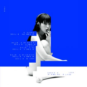 DAOKO 2nd Album <br>「THANK YOU BLUE」通常盤