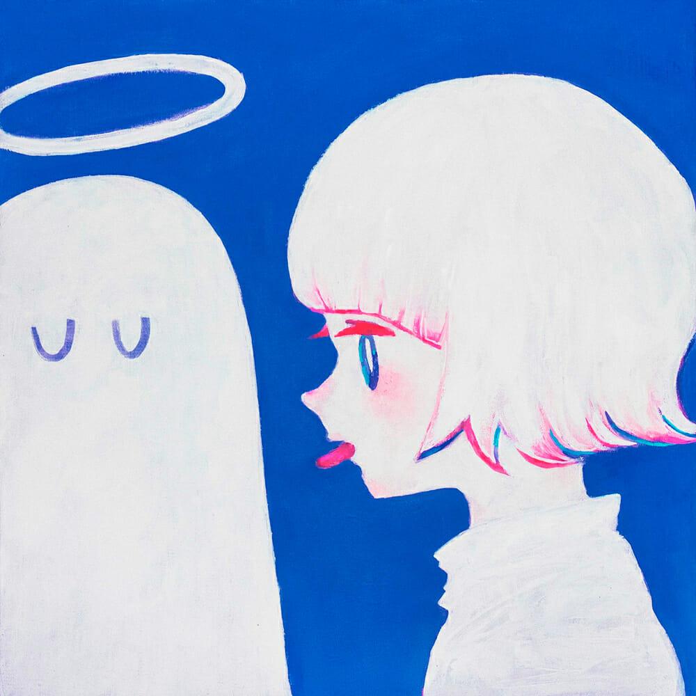 DIGITAL SINGLE <br>Daoko&TAAR「groggy ghost」